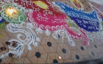 Namastè! Il passaggio in India di un giovane studente italiano.