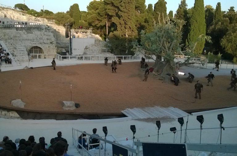 Il fascino immortale del Teatro greco.  Studenti a confronto con il dna della nostra cultura