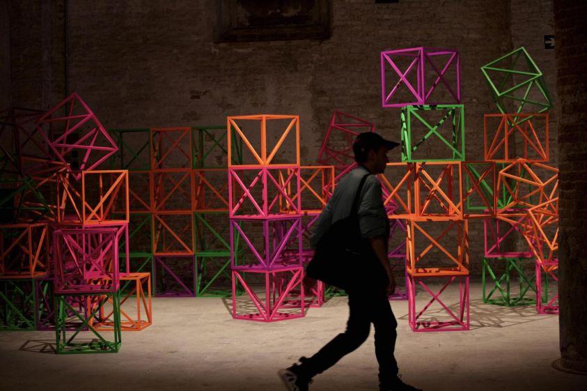 L incomprensione dell arte contemporanea con dalmazio for Apertura biennale arte 2017