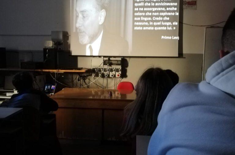 E la salvezza venne dal Cerio. Il Magnifico Rettore al Leonardo da Vinci, con una magnifica conferenza.